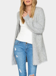 Marlene cardigan - light grey
