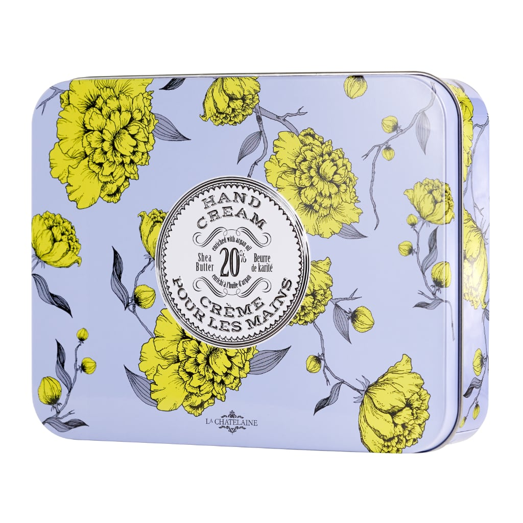 Lavender Hand Cream Trio Tin