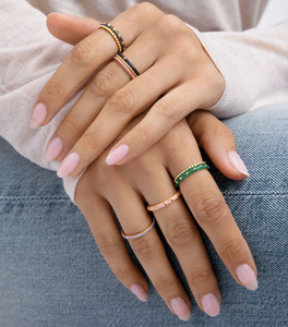 Amalfi ring set