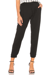 Morgan pant - black