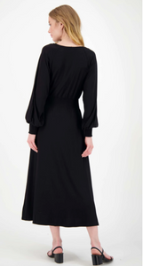 All day everyday dress - black