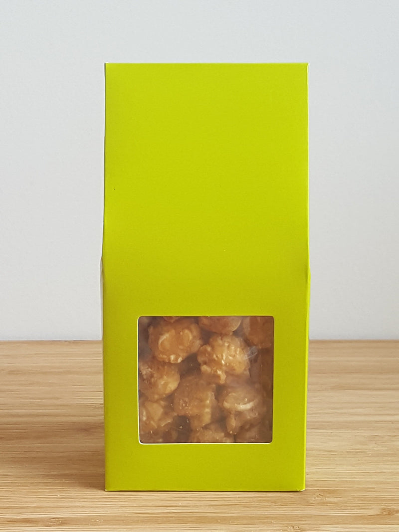 Pistachio Party Favor Popcorn Gable Treat Box