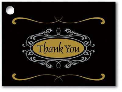 Thank You Script Popcorn Gift Basket - The Kitchen PEG Board