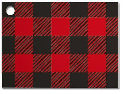 Buffalo Plaid Popcorn Gift Card
