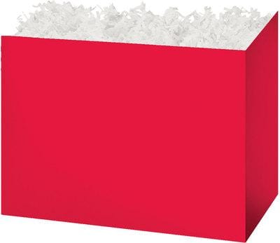 Red Solid Color Popcorn Gift Basket - The Kitchen PEG Board