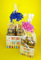 Birthday Wishes - Popcorn Gift Basket