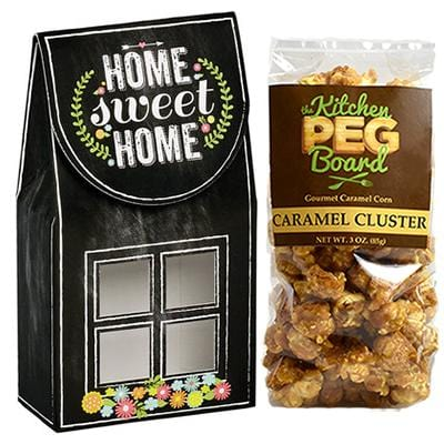 Home Sweet Home Party Favor Popcorn Window Treat Box