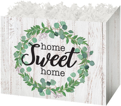 Farmhouse Home Sweet Home Popcorn Gift Basket