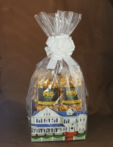 Home Sweet Home - Popcorn Gift Basket
