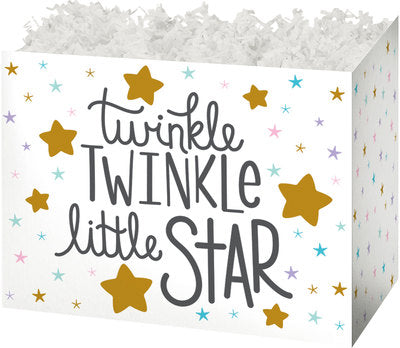 Twinkle Little Star Popcorn Gift Basket