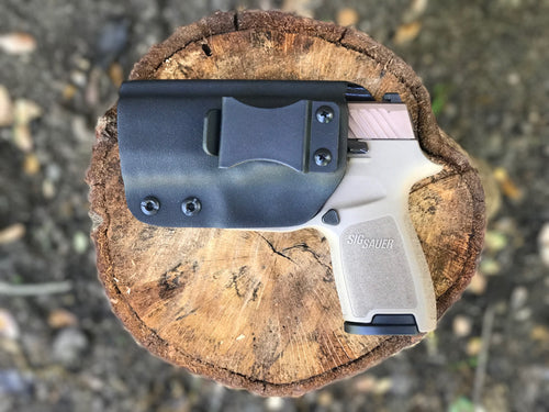 Inside-the-Waistband Holster - Sig Sauer P320/9mm Compact