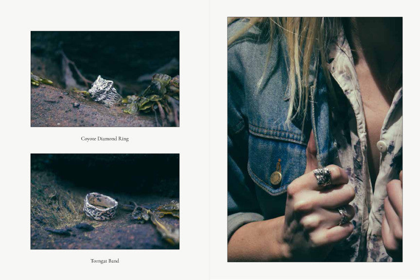 RYHN The Idylls lookbook p.10-11