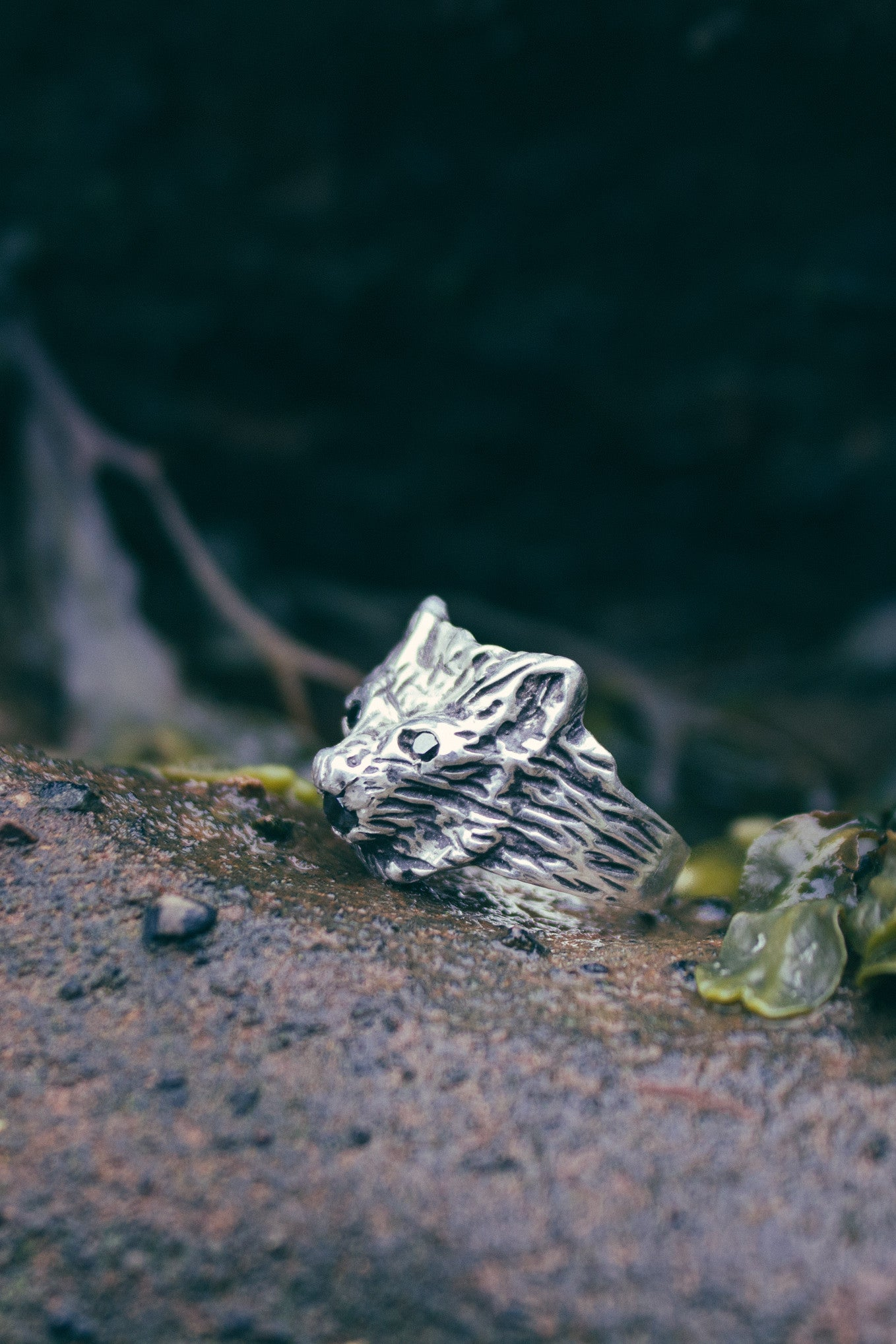 Coyote Diamond Ring