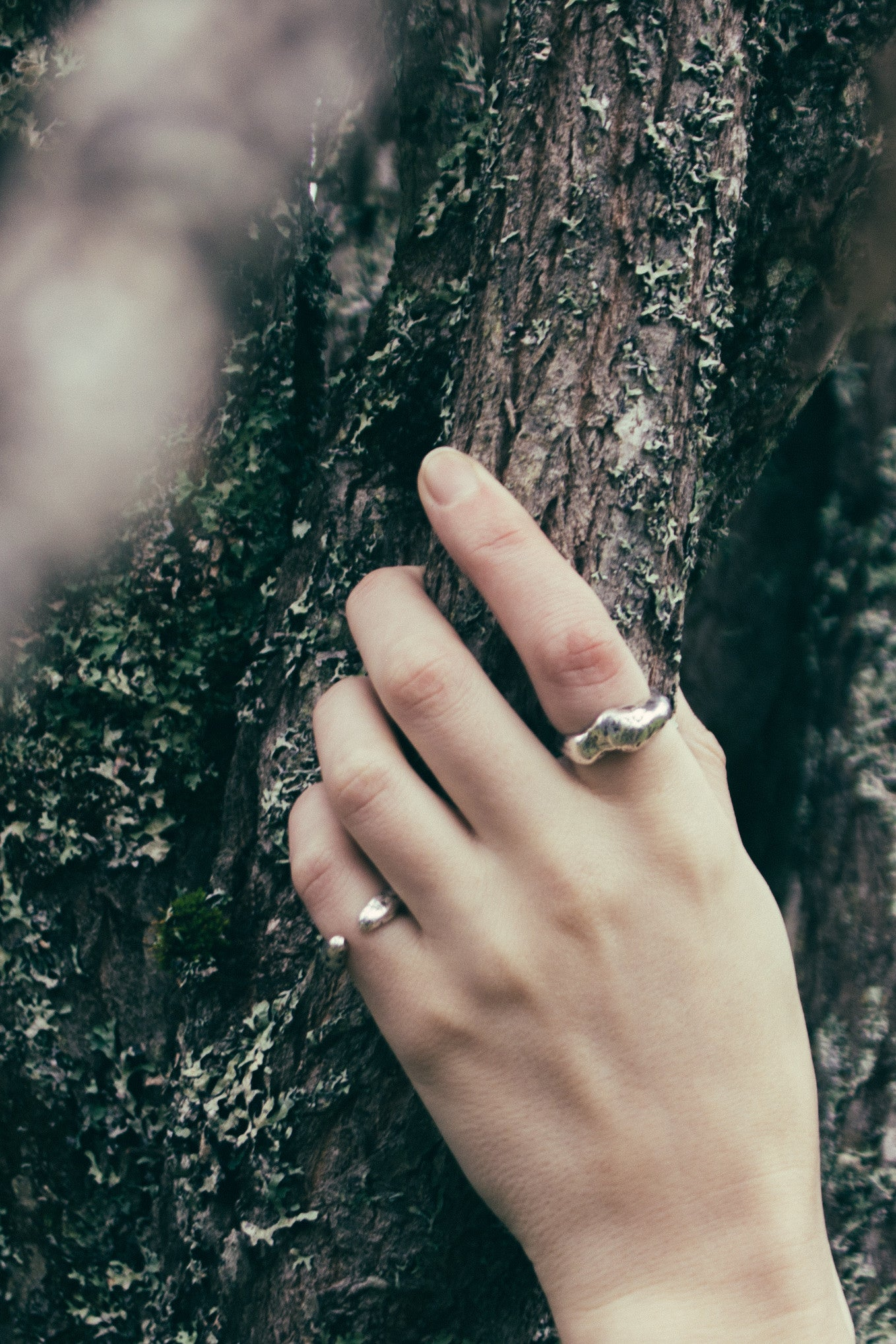 Open Idyll Ring & Idyll Ring