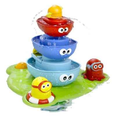 YOOKIDOO Stack n' Spray Tub Fountain
