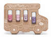 Van (kit de 4 esmaltes a base de agua) - Nailmatic Kids