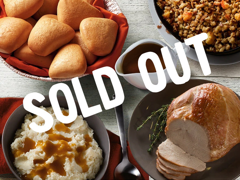 SOLD OUT Essential Boneless Roasted Turkey Breast for 4-6