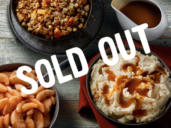 SOLD OUT Signature Holiday Sides