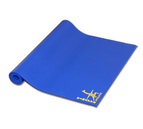 Extra-large, high-quality, high-density yoga mat from Giraffe Athletic