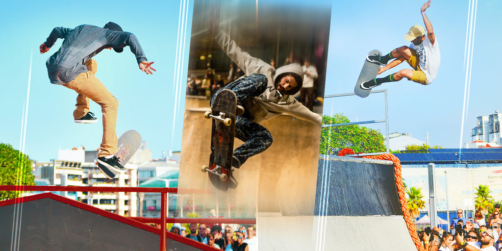 5 Skate Competitions to Look Forward to This Summer