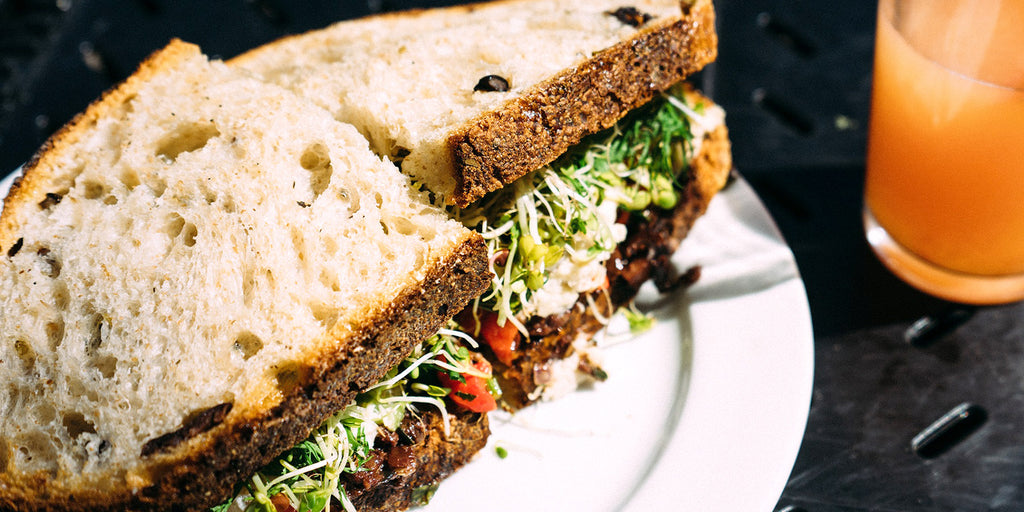 5 Tips for Building a Healthy Sandwich