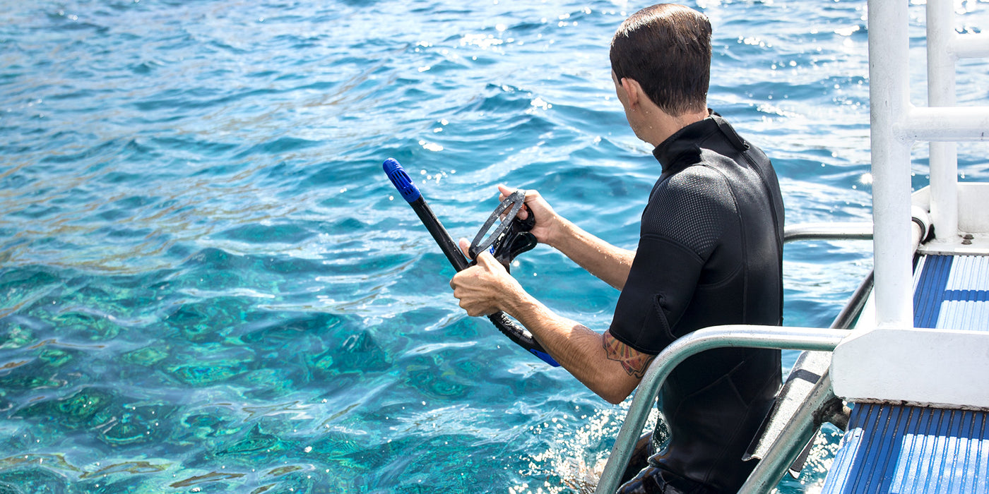 Beginner's Guide: Using a Snorkel