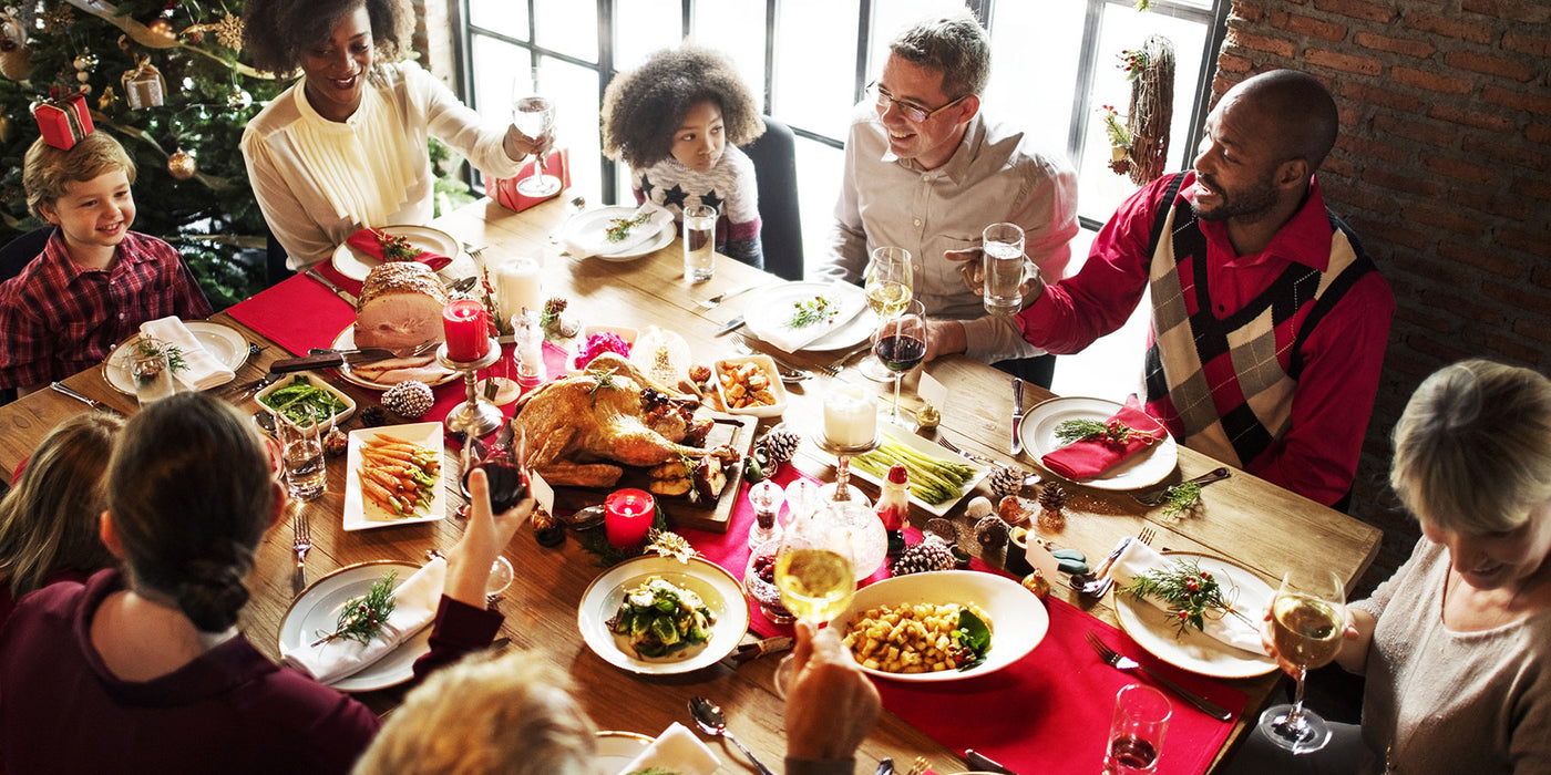 How to Keep From Overeating During the Holidays