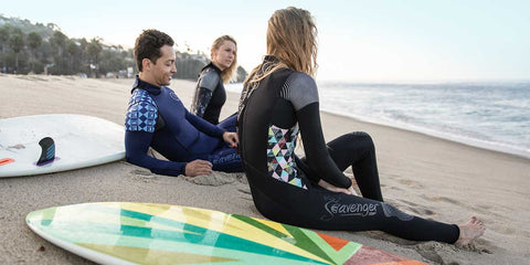 How to Pick the Perfect Wetsuit