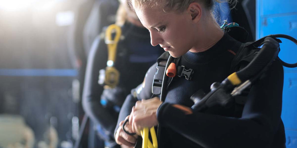 How to Repair a Wetsuit