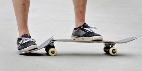 How to Repurpose an Old Skateboard
