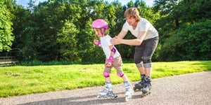 How to Teach Your Kid to Roller Skate