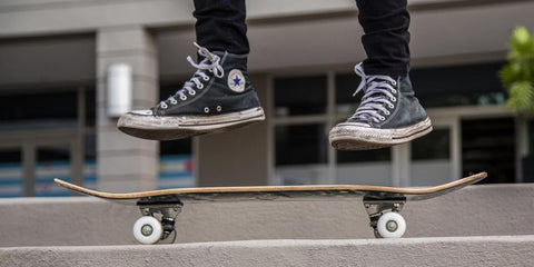 5 Best Tricks for Beginner Skateboarders