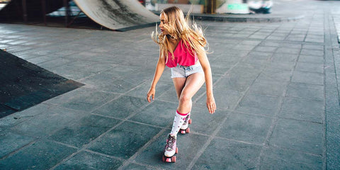 4 Different Types of Roller Skating