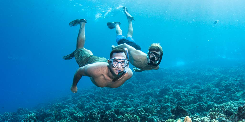 4 Tips For First Time Snorkelers