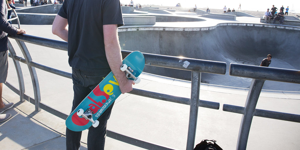 Skateboard Maintenance 101