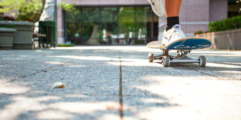 Skateboard Stance: Why You Shouldn't Push Mongo