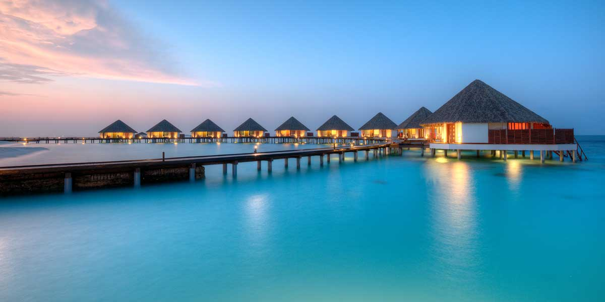 The Best Places to Stay in the Maldives