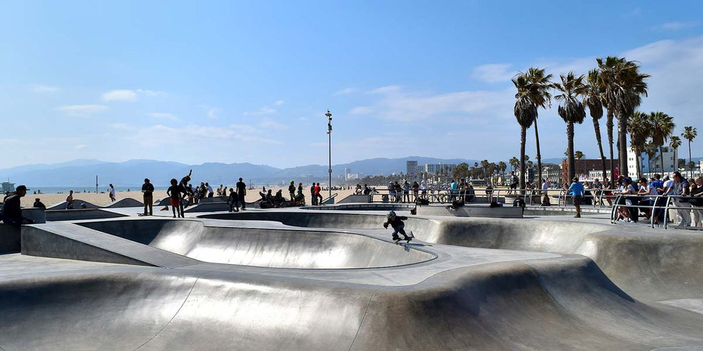 The Best Skateparks in the US