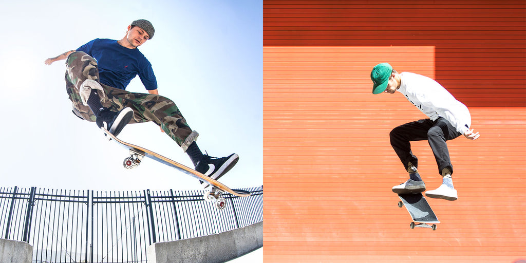 The First 3 Skateboard Tricks You Should Learn