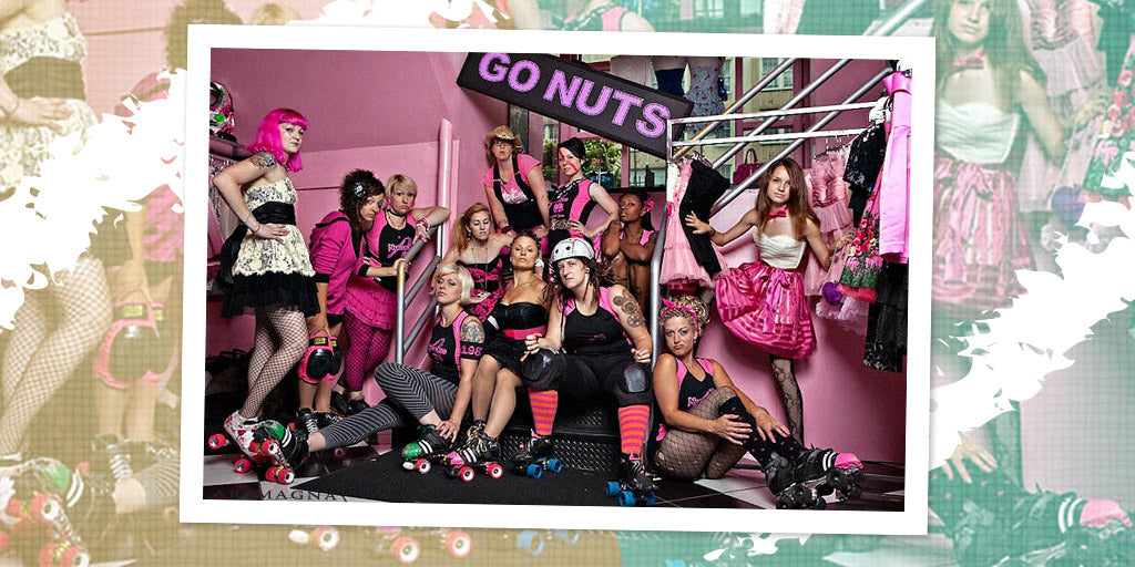 Why Do Roller Derby Teams Wear Costumes?
