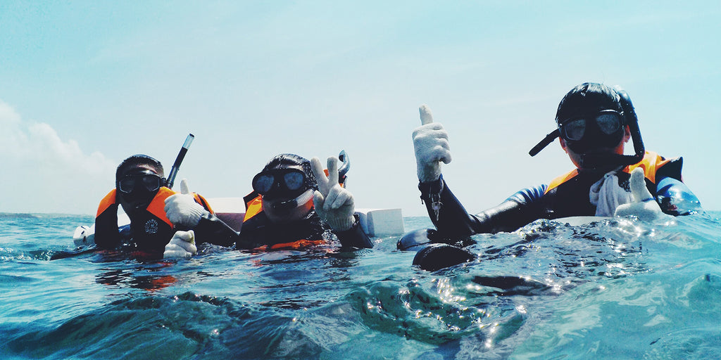 5 Ways To Find A Dive Buddy