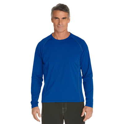 Coolibar Men's Long-Sleeve Rashguard