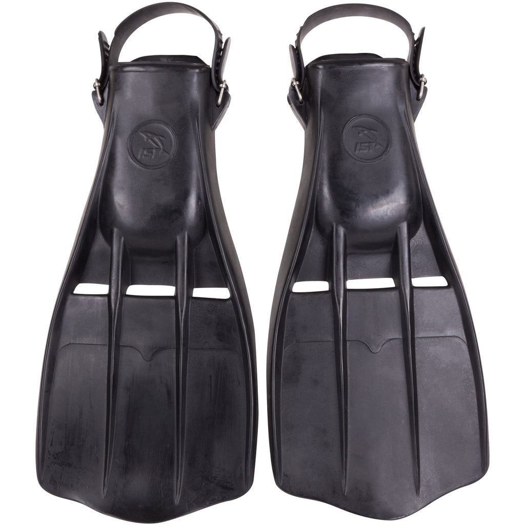 IST Rubber Rocket Fins with an open foot pocket and vented blades for boosted jet power