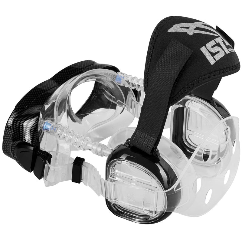 IST ME80-06 ProEar Pressure Equalization Mask with Watertight Ear Cups