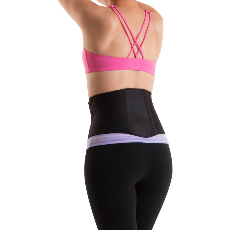 NonZero Gravity Dual Adjustable Waist Belt for Back, Lumbar and Core Support