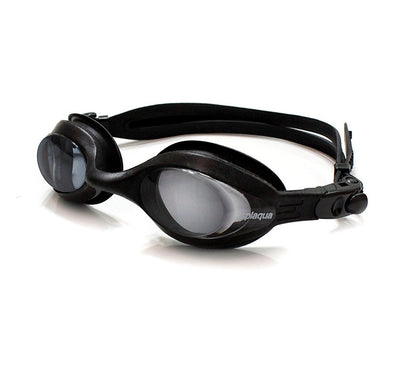Splaqua Smoked Lens Optical Correction Swim Goggles