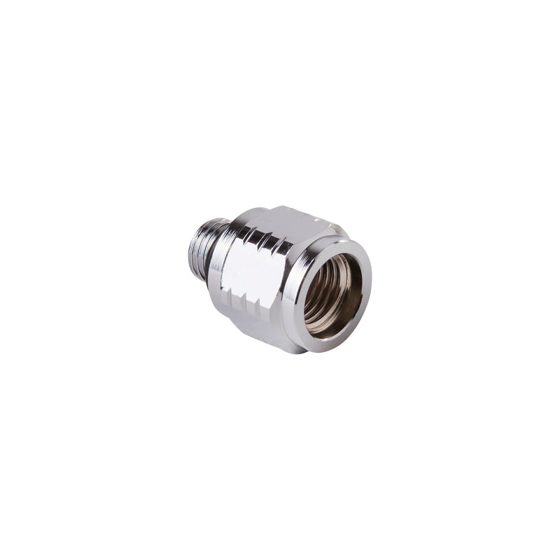 Trident Low Pressure Hose Adapter / Connector, 7/16 Inch Male to 3/8 Inch Female