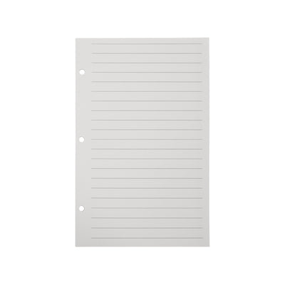 Trident 25 Lined Page Refill for GB06 Three Ring Dive Log Binders