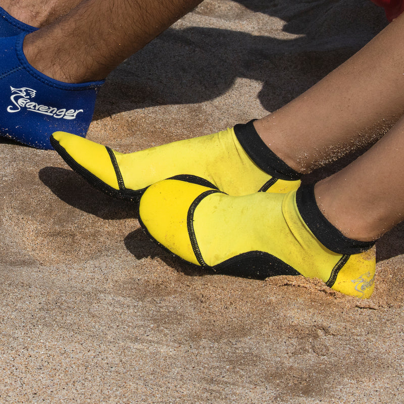 Seavenger SeaSnug Low-Cut Beach Socks