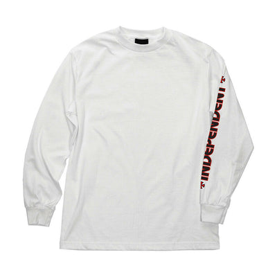Independent Men's Bar/Cross Long Sleeve T-Shirt